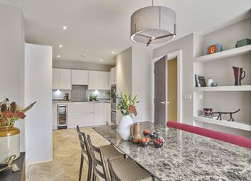 Thumbnail 4 bed town house for sale in White Lion Court, 5 Swan Street, Old Isleworth