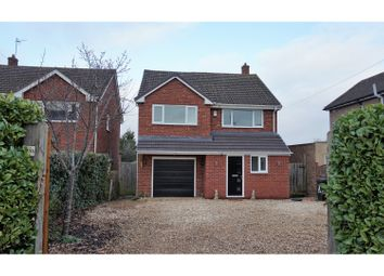Thumbnail 4 bed detached house for sale in Bretforton Road, Badsey