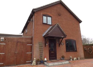 Thumbnail 4 bed detached house for sale in North Walsham, Norfolk