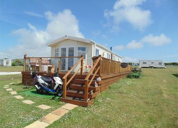 Thumbnail 2 bed mobile/park home for sale in Park Hall Caravan Site, Pen Y Cwm, Haverfordwest, Pembrokeshire