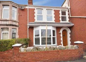 Thumbnail 4 bed terraced house for sale in Victoria Road, Aberavon, Port Talbot