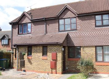 Thumbnail 2 bed terraced house to rent in Burns Close, Horsham