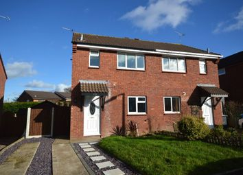 Thumbnail 3 bed semi-detached house to rent in Richmond Drive, Perton, Wolverhampton