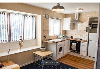 Thumbnail 1 bed flat to rent in Leighton Av, Loughborough