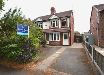 Thumbnail 2 bed semi-detached house for sale in Cross Lane, Middlewich