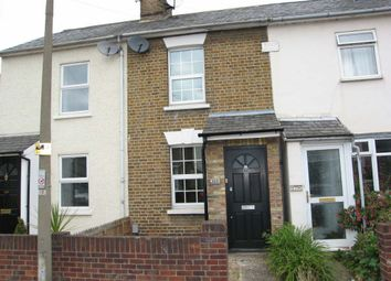 Thumbnail 2 bed property to rent in Whitley Road, Hoddesdon