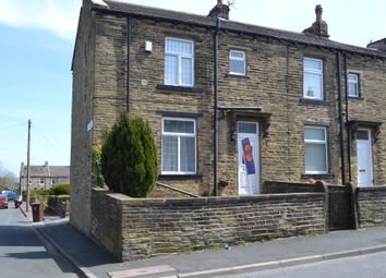 Thumbnail 2 bedroom end terrace house for sale in North Parade, Allerton, Bradford