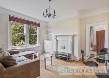 Thumbnail 2 bedroom flat to rent in Hemstal Road, West Hampstead, London