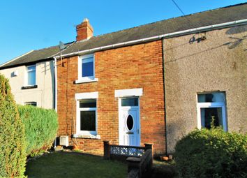 2 bed terraced house for sale in Barrack Row, Shiney Row, Houghton Le Spring DH4