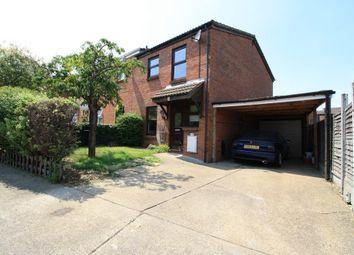 Thumbnail 3 bed semi-detached house for sale in Quarry Mews, Purfleet