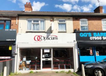 Thumbnail Retail premises for sale in Alum Rock Road, Alum Rock, Birmingham