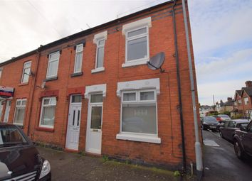 Thumbnail 3 bed end terrace house to rent in Stanley Road, Stoke-On-Trent