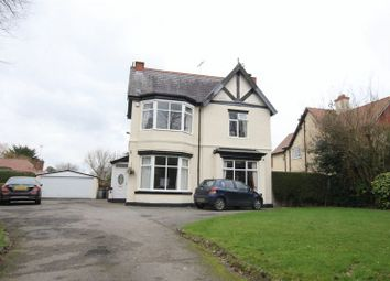 Thumbnail 6 bed detached house for sale in Moreton Road, Upton, Wirral