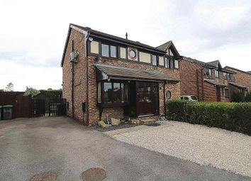 Thumbnail 2 bed semi-detached house for sale in Kestrel View, Gomersal, Cleckheaton
