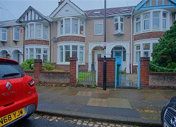Thumbnail 3 bed terraced house for sale in Malvern Road, Coventry