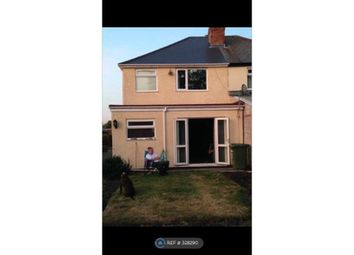 Thumbnail 3 bedroom semi-detached house to rent in Meadow Lane, Bilston
