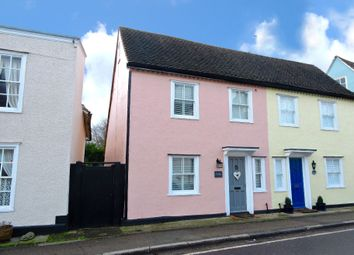 Thumbnail 3 bed semi-detached house for sale in Chelmsford Road, Felsted