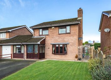 Thumbnail 3 bed link-detached house for sale in Parc Yr Irfon, Builth Wells