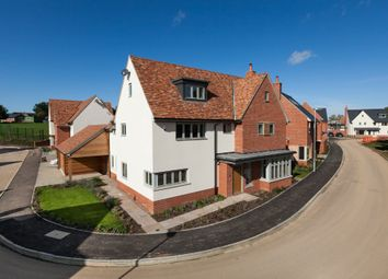 Thumbnail 4 bed detached house for sale in Hempstead Road, Radwinter, Saffron Walden