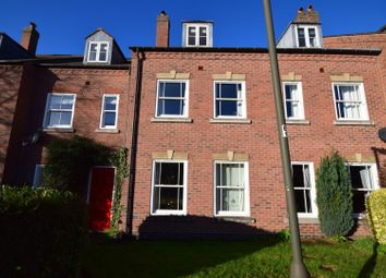 Thumbnail 3 bed town house for sale in Cleveland Mews Beacon Street, Lichfield