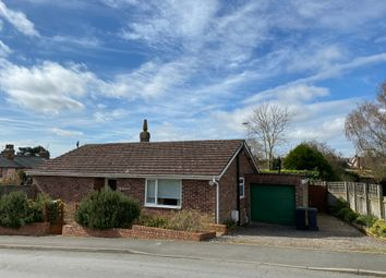 Thumbnail 2 bed detached bungalow for sale in Station Road, Haughley, Stowmarket