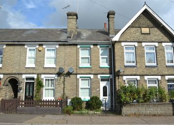 Thumbnail 3 bedroom terraced house for sale in Bergholt Road, Colchester, Essex