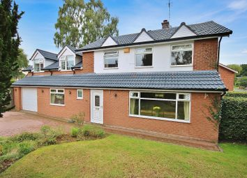 4 bed detached house for sale in Cherington Close, Handforth, Wilmslow SK9