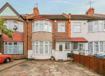 Thumbnail 3 bed terraced house for sale in Canterbury Road, North Harrow, Harrow
