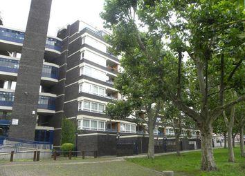 Thumbnail 3 bed flat to rent in Hanworth House, John Ruskin Street, London