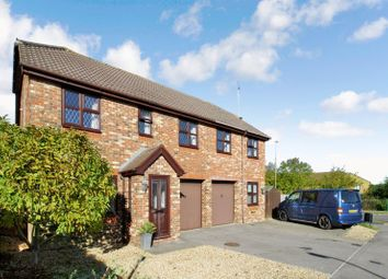 Thumbnail 5 bed detached house for sale in Stanier Way, Hedge End, Southampton