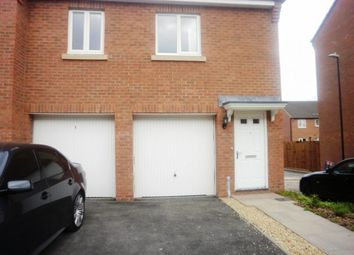 Thumbnail 3 bed flat to rent in Lifeguard Mews, Coventry