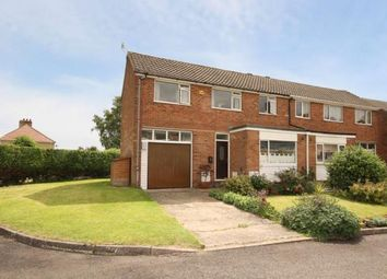 Thumbnail 3 bedroom end terrace house for sale in Gosforth Green, Dronfield, Derbyshire