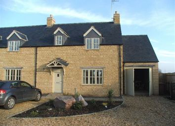 Thumbnail 3 bed property to rent in Oxney Grange, Near Eye, Peterborough