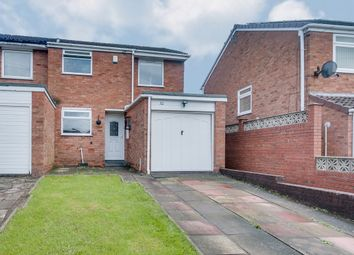 Thumbnail 2 bed semi-detached house for sale in Grayshott Close, Sidemoor, Bromsgrove