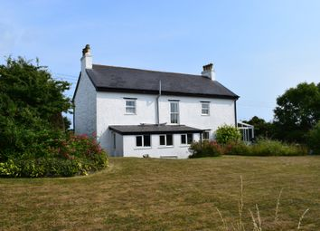 Thumbnail 3 bed detached house for sale in Ruan Minor, Helston