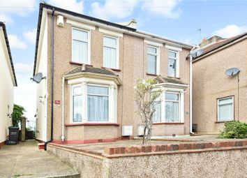 Thumbnail 3 bed semi-detached house for sale in Springhead Road, Northfleet, Kent