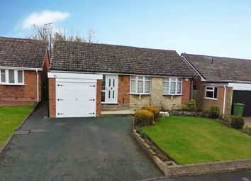 Thumbnail 3 bed detached bungalow for sale in Newquay Close, Walsall, West Midlands