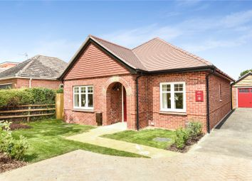 Thumbnail 2 bed bungalow for sale in Forest Road, Waltham Chase, Hampshire