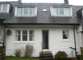 Thumbnail 2 bed terraced house to rent in Achagoil, Minard, Inveraray