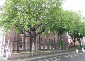 Thumbnail 1 bed flat for sale in Park View Court, Bath Street, Nottingham