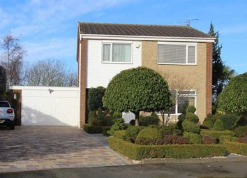 Thumbnail 4 bed detached house for sale in Ripley Drive, Barns Park, Cramlington