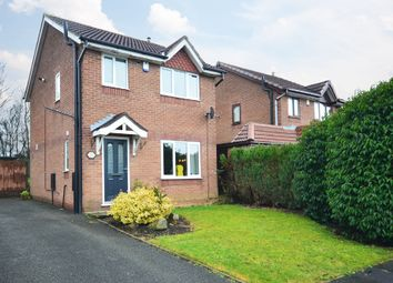 Thumbnail 3 bed detached house for sale in Brookmead Grove, Adderley Green, Stoke-On-Trent