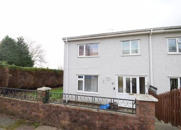 Thumbnail 3 bed end terrace house for sale in Plas Bryn Gomer, Croesyceiliog, Cwmbran
