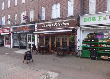 Thumbnail Restaurant/cafe for sale in Lodge Avenue, Dagenham