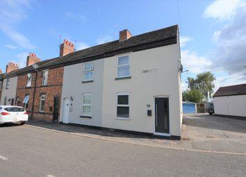 Thumbnail 2 bed end terrace house for sale in Alvecote Cottages, Alvecote Lane, Alvecote, Tamworth
