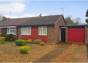 Thumbnail 2 bed semi-detached bungalow for sale in Culverlands Crescent, Ash