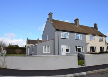 Thumbnail 3 bed semi-detached house for sale in Park Hayes, Leigh Upon Mendip, Radstock