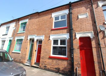 Thumbnail 2 bedroom terraced house for sale in Battenberg Road, Leicester