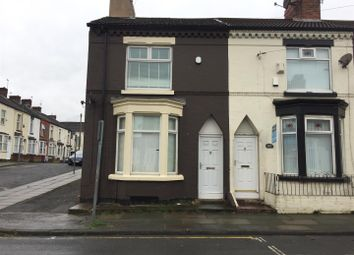 Thumbnail 4 bed end terrace house to rent in Makin Street, Walton, Liverpool
