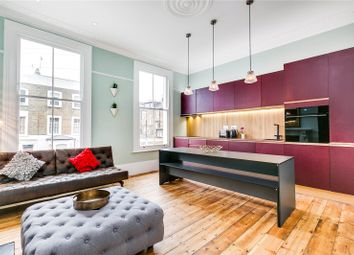 Thumbnail 1 bed flat for sale in Caedmon Road, London